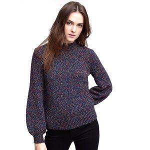 Anthro Seen Worn Kept Confetti Jumper Sweater